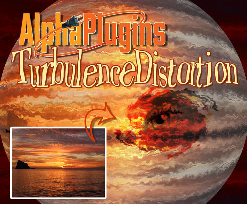 AlphaPlugins TurbulenceDistortion
