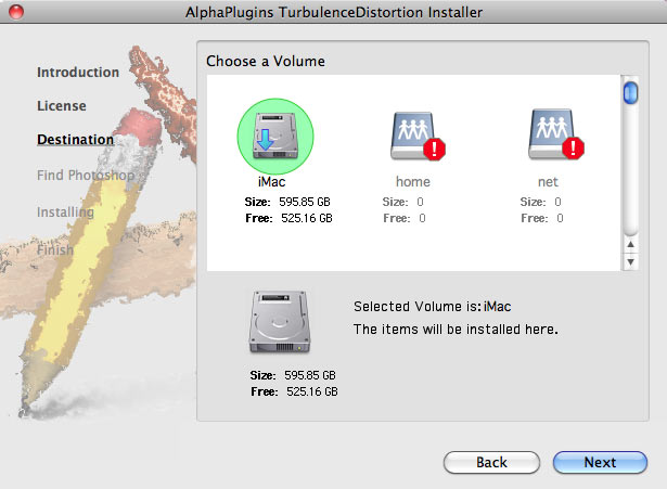 Install plug-in